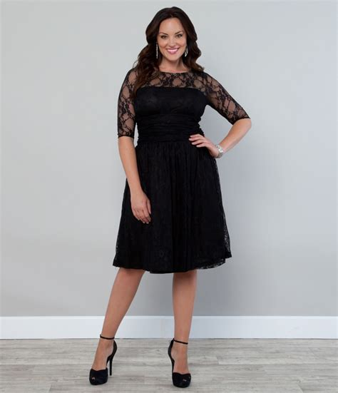 How To Wear Plus Size Cocktail Dresses  Iris Gown
