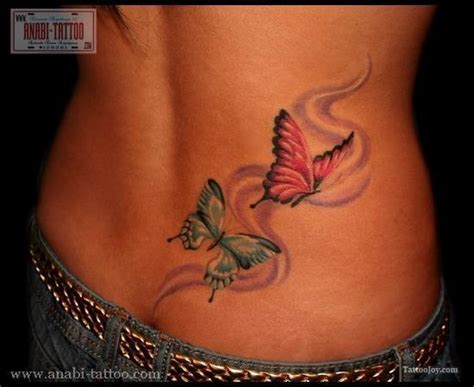 add character  butterfly tattoo designs