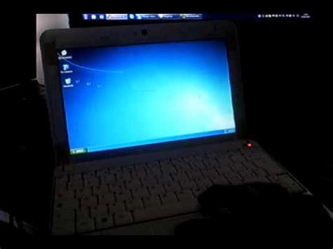 windows xp flp msi u100 youtube