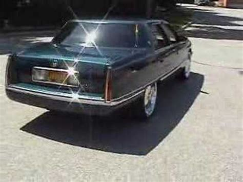 cadillac sedan deville   haterz riden slab youtube