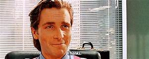 Christian Bale Thank You GIF - Find & Share on GIPHY