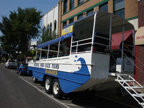 Duck Boat Hot Springs by Duck Tours Picture Of National Park Duck Tours Hot