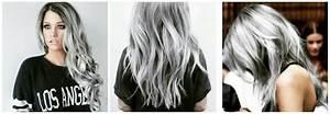 Coloration Cheveux Gris Perle : cheveux gris mes cheveux ~ Nature-et-papiers.com Idées de Décoration