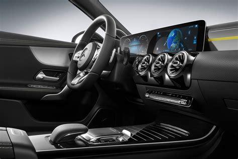 mercedes benz  class interior revealed  impressive