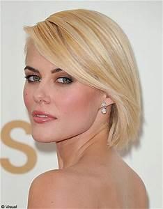 Coupe Femme Carré : coupe cheveux femme carre court degrade tendance coiffure ~ Melissatoandfro.com Idées de Décoration