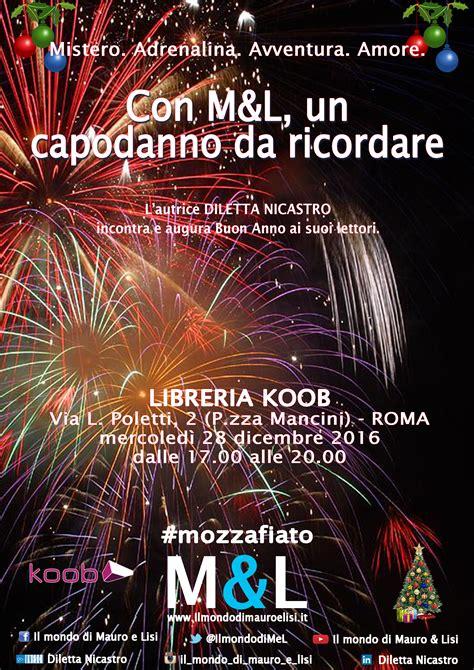 libreria koob roma il 28 dicembre l autrice mystery diletta nicastro