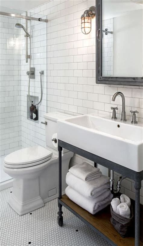 Modern Rustic Bathroom Accessories by Fabulous Bathrooms In Industrial Style Rustic Style