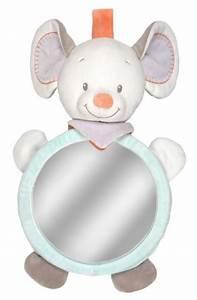 Miroir De Voiture Bébé : nattou miroir de voiture souris bubbles ~ Louise-bijoux.com Idées de Décoration
