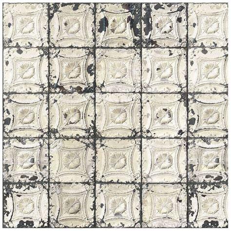 brooklyn tins  wallpaper vintage tin ceiling wallpaper