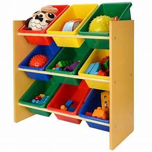 Liveditor, Children, Wooden, Storage, Unit, 12, Bins