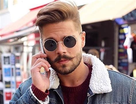 5 Men's Hairstyles For Summer 2017