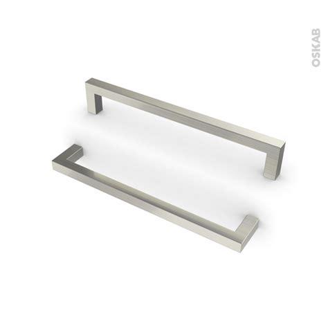 poignee et bouton de cuisine poignée de meuble de cuisine n 19 inox brossé 16 8 cm