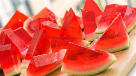 Vegetarian Watermelon Jello – Mysuru Today