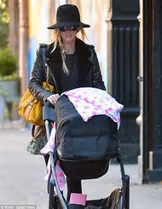 Nicky Hilton Baby Stroller