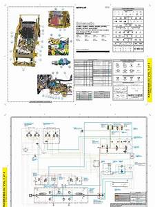 Skid Steer Hydraulic Schematic