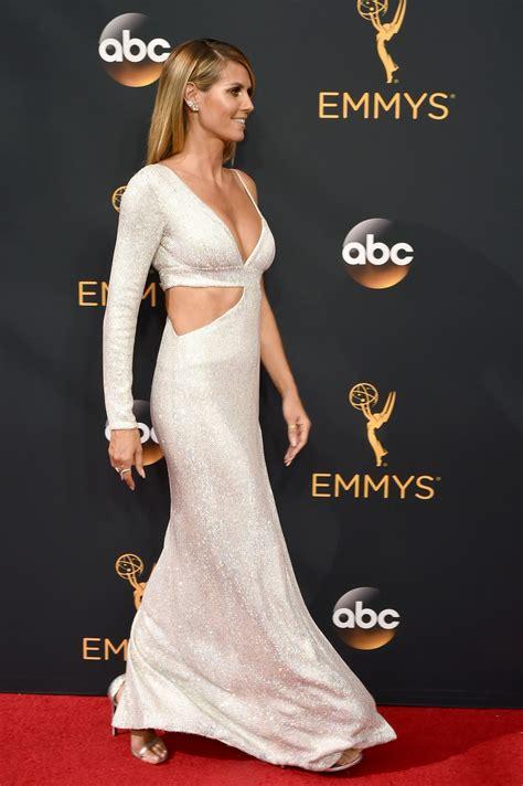 Heidi Klum Annual Primetime Emmy Awards Los