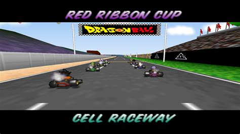 Super circuit, and coins from item boxes are automatically used. Dragon Ball Kart 64 | Inmortalgames