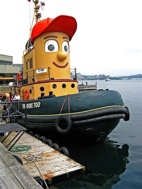 Tugboat Tv Show by The Story Of Theodore Tugboat The Journey Of Theodore