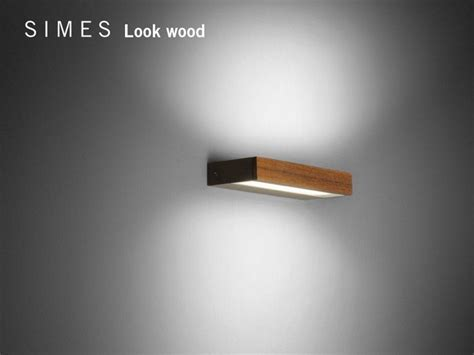 Applique Thun by Look Wood Applique Collezione Look Wood By Simes Design