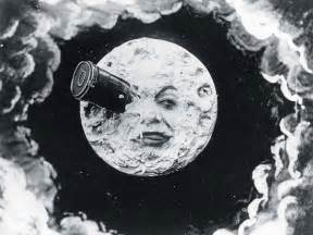 Smashing Pumpkins Tattoo by Sept 1 1902 Early Sci Fi Flick Sticks It To The Moon