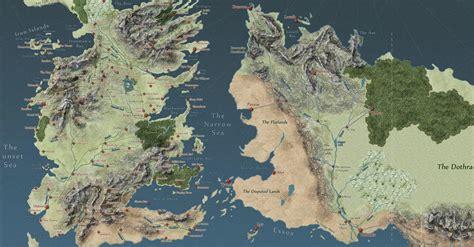 Este Mapa Interactivo Permite Recorrer El Mundo De Juego