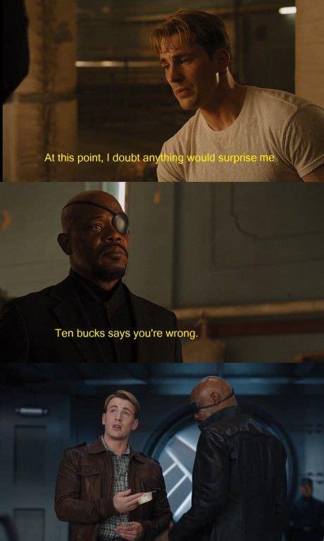 funniest nick fury   avengers memes