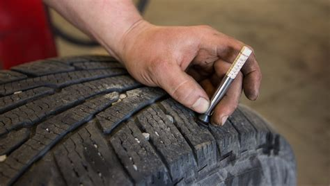 How Do You Measure Tread Depth On Your Tires?