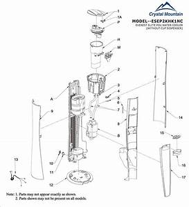Primo Water Dispenser Parts