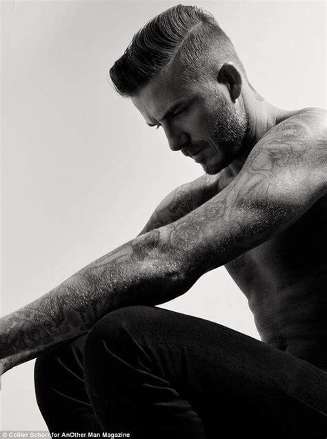 tattooed guys  amazing hairstyles