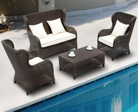 Outdoor Pool Furniture by Outdoor Swimming Pool Furniture Backyard Design Ideas