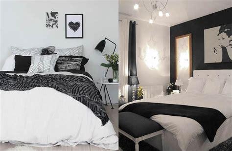 camere da letto bianche e nere come arredare la da letto con bianco e nero 7