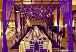 purple wedding ideas wedding ideas purple and gold wedding theme