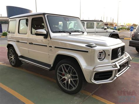 The new and enhanced model of 2019 brings some of the greatest improvements in the iconic mercedes g63. MERCEDES G63 AMG **2020** FULLY LOADED/WITH WARRANTY & SERVICE CONTRACT - Car for sale - Ras Al ...