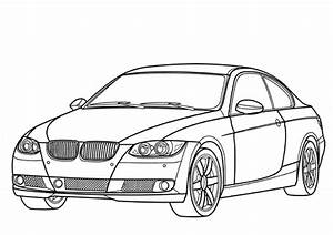 coloriage bmw serie 3 coloriages a imprimer gratuits With bmw e38 7 series