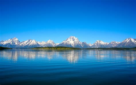 Wallpaper Jenny Lake, Grand Teton National Park, HD ...