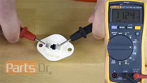 How To Test Whirlpool Thermistor Part   Wp8577274