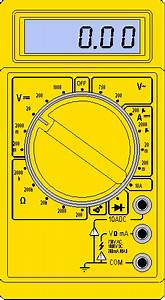 Using A Multimeter  Voltmeter  Ammeter  And An Ohmmeter
