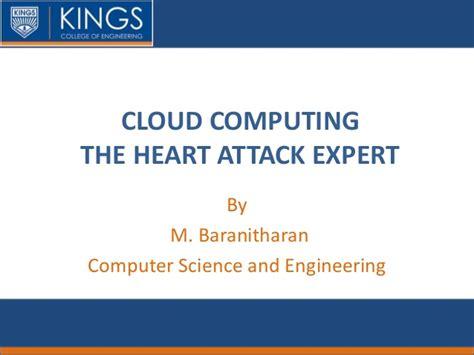 Cloud Computing Expert Resume by Cloud Computing In Field
