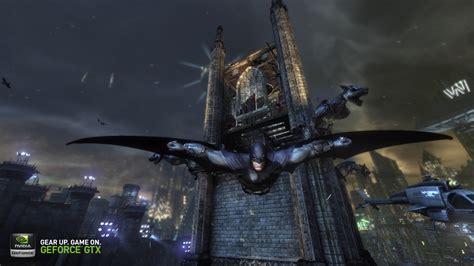 Batman Arkham City Geforce