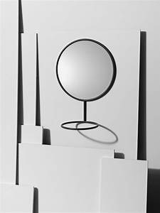Spiegel An Der Wand Befestigen : reflection zum befestigen an der wand mit handtuch oder schmuckhalter nomess wandspiegel ~ Markanthonyermac.com Haus und Dekorationen