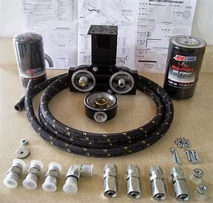 Maxxtorque  Amsoil Oil Bypass Filtration System