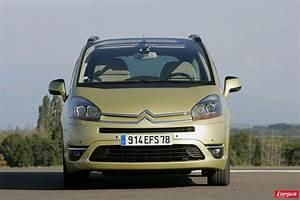 C4 Voiture : voiture d 39 occasion quel citro n c4 picasso acheter l 39 argus ~ Gottalentnigeria.com Avis de Voitures