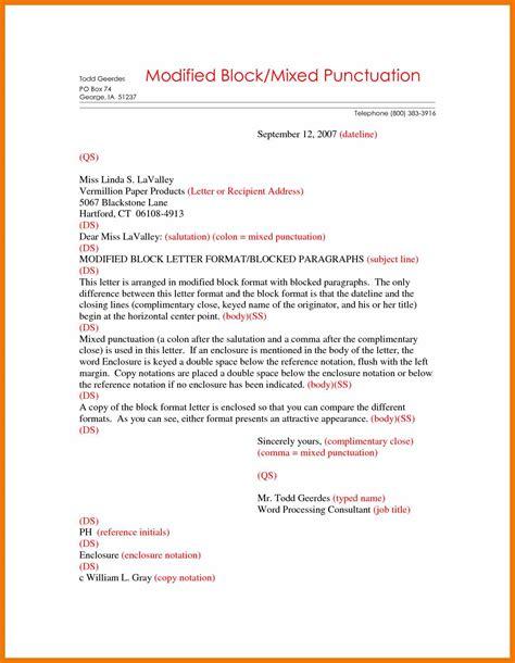 closed punctuation business letter mysafetglovescom