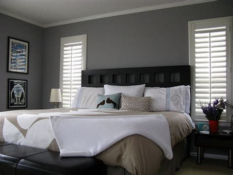 bedrooms painted gray sherwin williams  popular colors