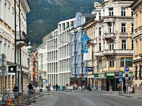 Kaufhaus In by Kaufhaus Tyrol In Innsbruck Detail Inspiration
