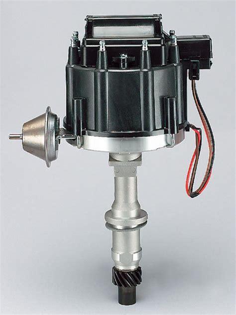pontiac hei distributor ignition system hot rod network
