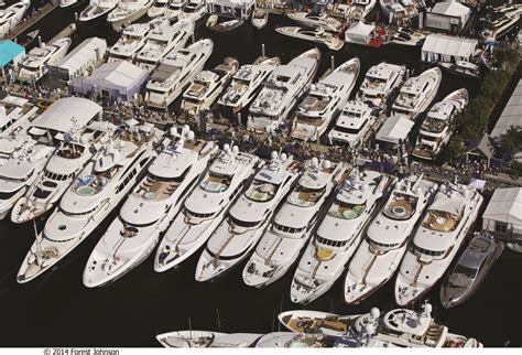 history   fort lauderdale international boat show