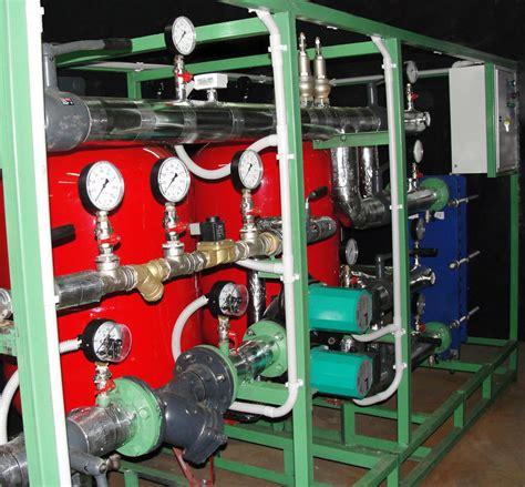Автоматизированные тепловые пункты