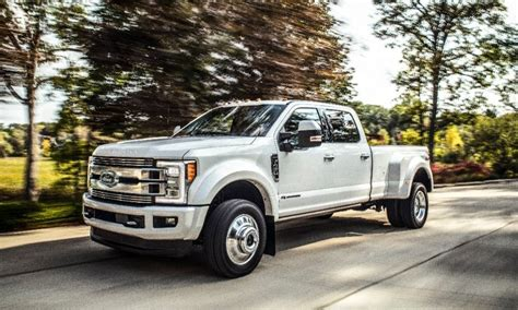 2019 ford f 450 real world payload capacity discussed