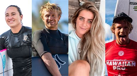 The national governing body for olympic surfing. Meet U.S. Olympic Surfers Competing at Tokyo 2020 Games